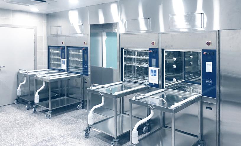 centrali di sterilzzazione evidenza